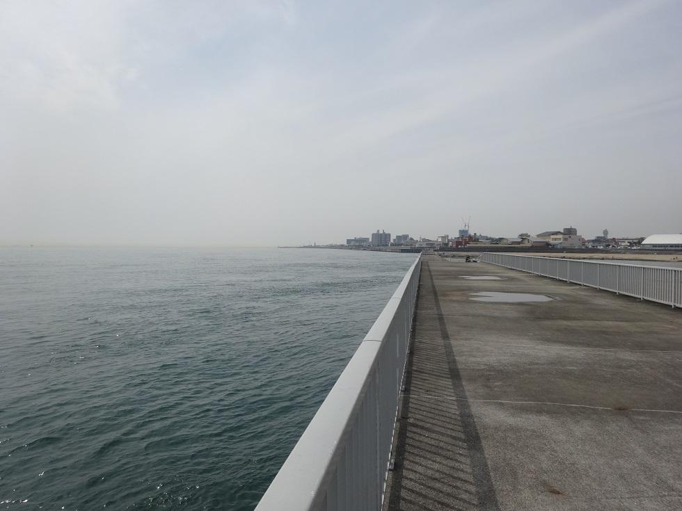大蔵海岸東側
